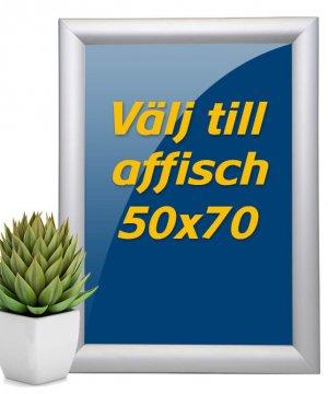 affischram Affischramar och snäpp-ramar för posters och affischer poster affisch 50 70 300x360