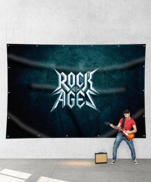 backdrop Backdrops till scenen, bandet, eventet eller när du vill synas stort. Backdrop 600 300x360