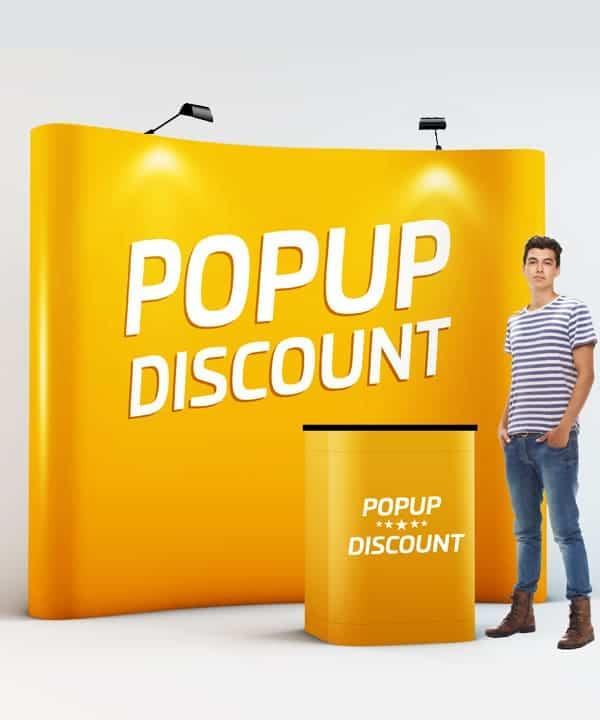 rollup Rollup och mässmaterial på 24 timmar till Sveriges lägsta priser. Poopup Discount 720